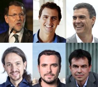 Los partidos se vuelcan con la Comunitat Valenciana de cara al 20D