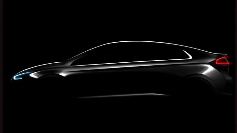 Hyundai Ioniq, tres opciones de potencia eléctrica