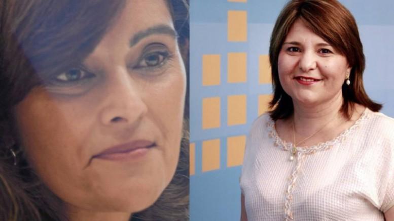 Ana Botella e Isabel Bonig