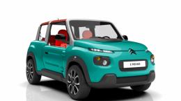 Citroën E-MEHARI 100% eléctrico, a la venta en primavera