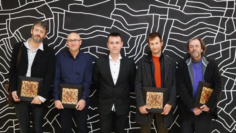 Los galardonados de los premios Villa de Catarroja