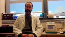 Francesc Francés, uno de los autores del estudio sobre el consumo de alcohol