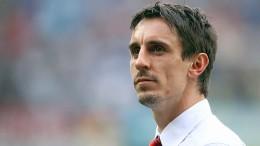 Gary Neville, ex jugador del Manchester United, nuevo entrenador del Valencia
