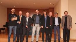 Entrega de los premios literarios en Torrent