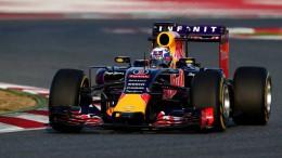 Nissan/infiniti y Red Bull Racing rompen su colaboración