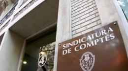Edificio de la Sindicatura de Comptes