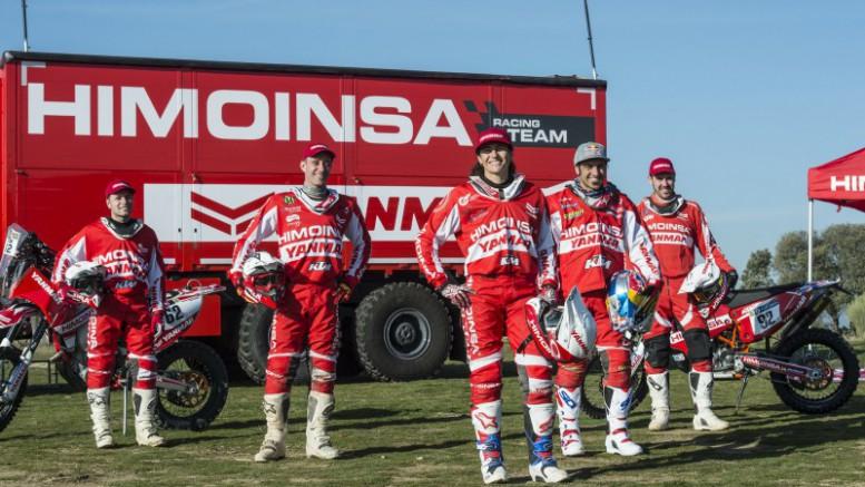 HIMOINSA Racing Team presenta el diccionario del Dakar 2016