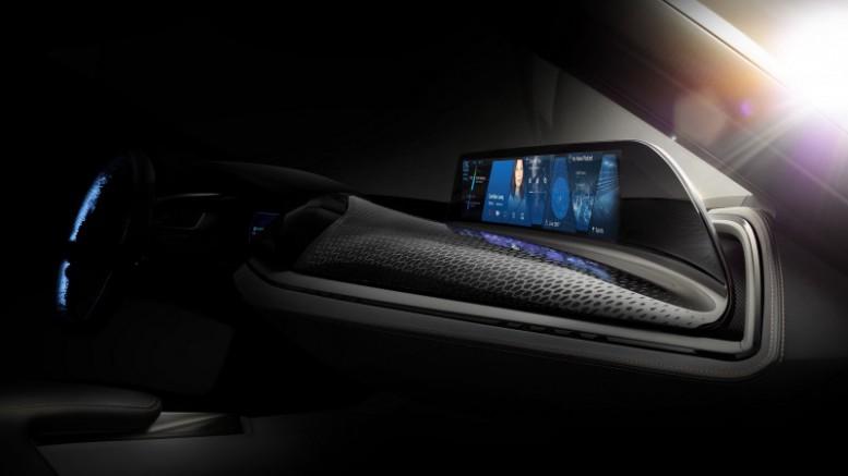 BMW Group presentará el sistema AirTouch de reconocimiento gestual en el CES 2016
