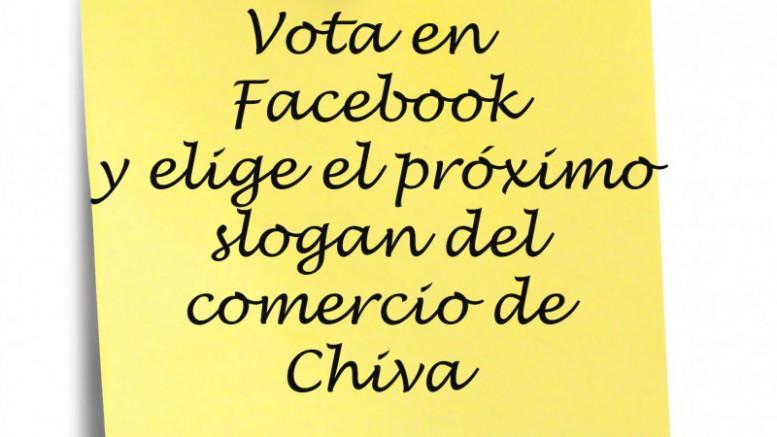 La campaña de promoción del comercio local de Chiva