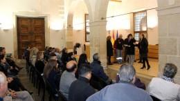 Personal contratado en el plan de empleo del Ayuntamiento de LLíria