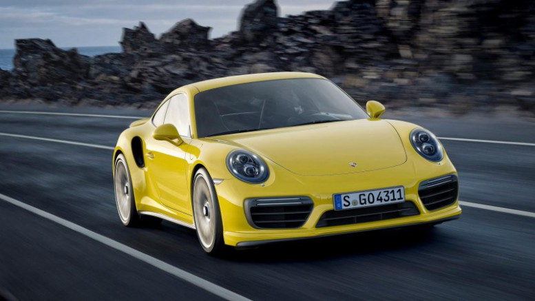 Los nuevos Porsche 911 Turbo y 911 Turbo S, más mejoras y potencia