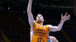 El Valencia Basket consigue su 9 victoria encadenada