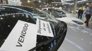 El salón del automóvil de Valencia registra un crecimiento del 35% en ventas con 2.384 unidades