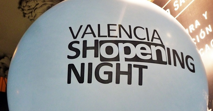 La Shopening Night llega a Valencia