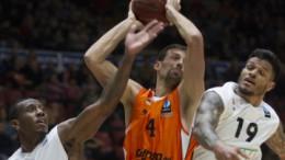 Valencia Basket se asegura el liderazgo del LAST 32