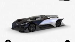 El prototipo de Faraday Future podría tener 1.000 CV y superar los 320 km/h