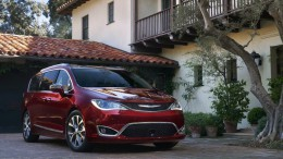 Chrysler presenta en Detroit el Pacifica