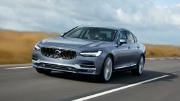 Volvo devela en el Salón de Detroit el S90