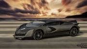 Elibriea, el coche tipo Transformer, se presenta en Qatar