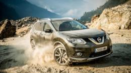 Nissan ha presentado un prototipo basado en el X-Trail