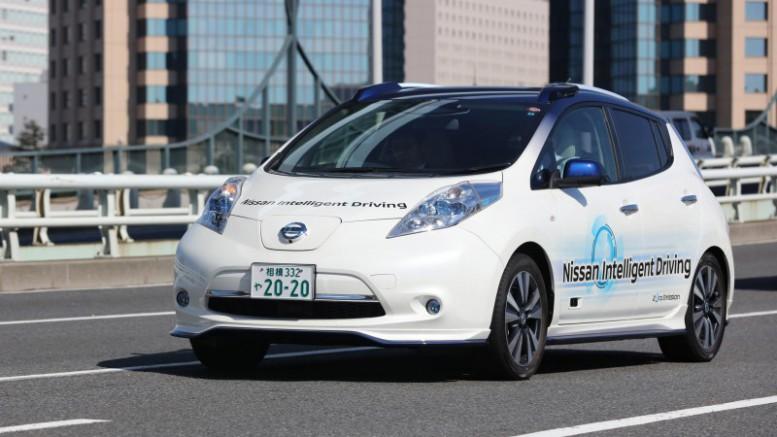 Renault-Nissan lanzarán más de 10 vehículos con tecnología de conducción autónoma en cuatro años