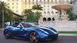 Entregada la primera unidad del Ferrari F60 América