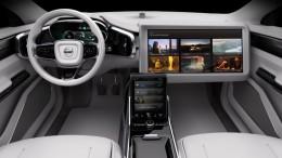 El XC90 será el protagonista del stand de Volvo en Global Robot Expo
