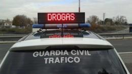 La DGT incrementa un 38% los controles de drogas