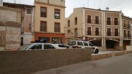 El solar de la calle San Roc de Alzira, uno de los solares cedidos