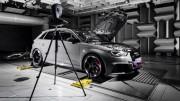 La acústica del TFSI de cinco cilindros de Audi: una orquesta en el motor
