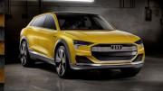 Audi desvela el h-tron quattro concept en Detroit