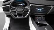 Audi presenta la electrificación, digitalización y conducción pilotada en el CES