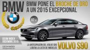 BMW y el S90 los más valorados en el GEOM Index