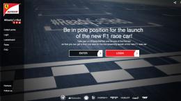 Concurso para ser parte del lanzamiento del Ferrari de Fórmula 1 de 2016