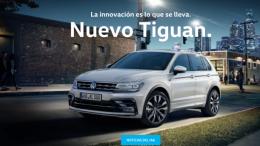 """""""Tener acceso a todas las áreas"""" - Volkswagen inicia la nueva fase en la Campaña para el nuevo Tiguan"""