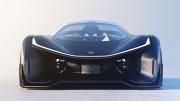 Faraday Future FFZERO1 en el CES 2016