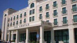 Hotel Las Arenas en Valencia