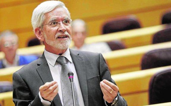 El socialista Joan Lerma, será vicepresidente segundo de la Mesa del Senado