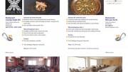 Menús de la iniciativa gastronómica de Llíria