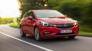El nuevo Opel Astra es más ligero, pesa 200 kilos menos