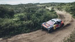 Carlos Sainz segundo en la Etapa 4 del Dakar