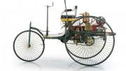 Benz Patent-Motorwagen, el 29 de enero de 1886 obtuvo la patente alemana número 37435