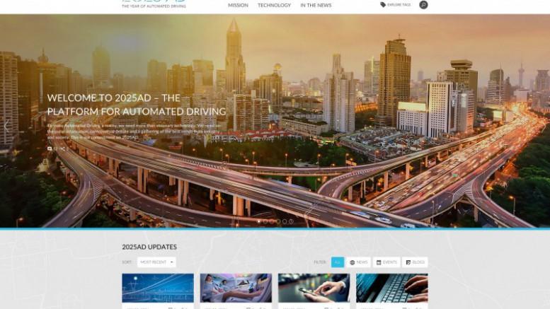 Continental invita al diálogo internacional sobre conducción automatizada en 2025AD.com