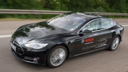 Bosch empieza a probar su tecnología de conducción autónoma en Japón