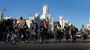 Tráfico podrá fijar límites de velocidad temporales en vías con afluencia de ciclistas