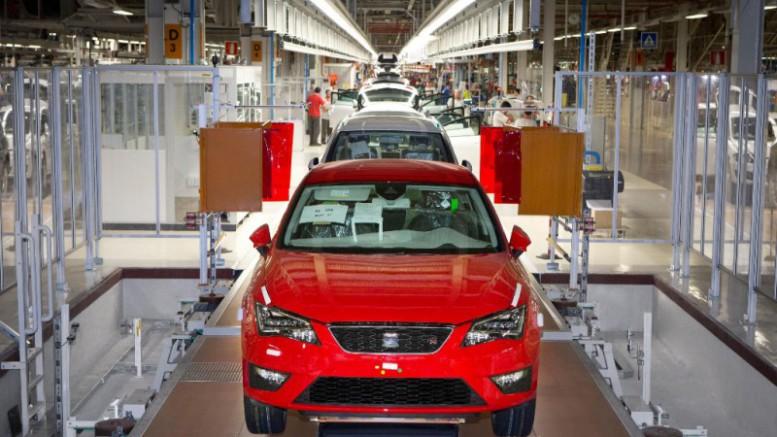 España fabricó en 2015 más de 2 millones de motores y más de 1 millón de cajas de cambio