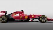 Sebastian Vettel prueba un Ferrari de 2014 en Fiorano