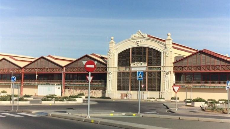 Circuito urbano de F1 de Valencia