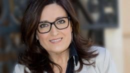La alcaldesa de Carlet, Maria Josep Ortega