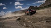 Carlos Sainz en la Etapa 5 del Dakar se coloca tercero